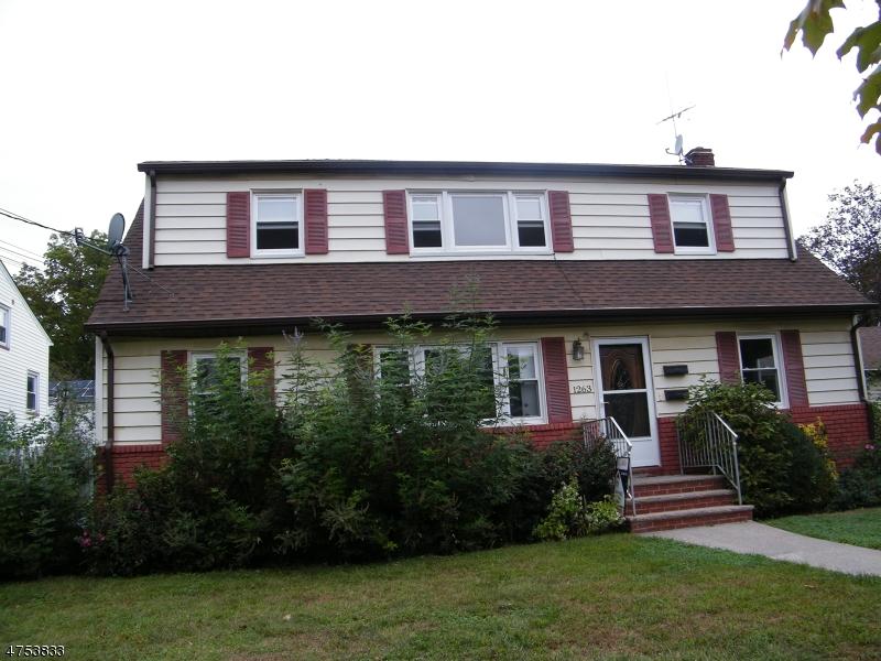 Casa Unifamiliar por un Alquiler en 1263 Biscayne Blvd Union, Nueva Jersey 07083 Estados Unidos
