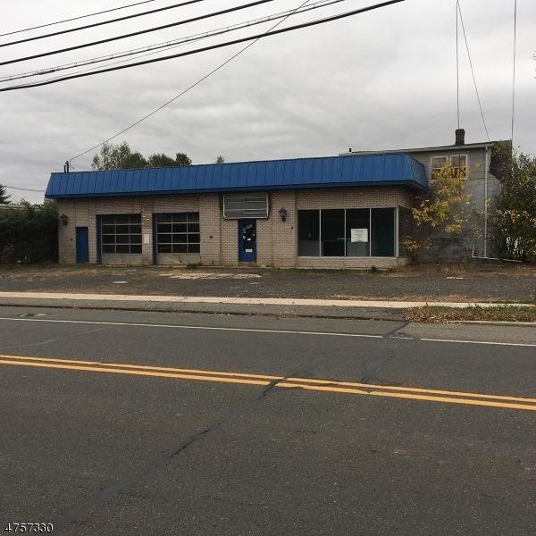 Commercial pour l Vente à 340 Union Avenue Somerville, New Jersey 08876 États-Unis