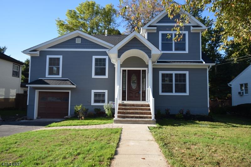 Частный односемейный дом для того Продажа на 105 Hawthorne Avenue Springfield, Нью-Джерси 07081 Соединенные Штаты