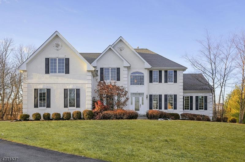 Maison unifamiliale pour l Vente à 12 Kentview Court Raritan, New Jersey 08822 États-Unis