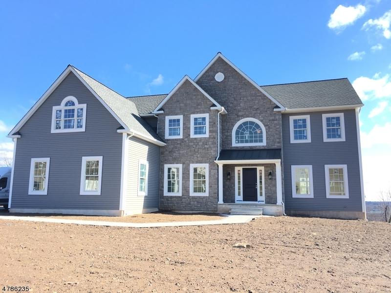 Maison unifamiliale pour l Vente à 14 Windsor Way Raritan, New Jersey 08822 États-Unis
