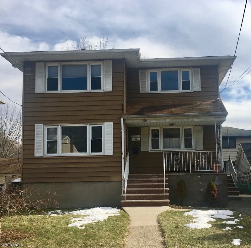 Single Family Home for Rent at 350 Falmouth Avenue Elmwood Park, New Jersey 07407 United States