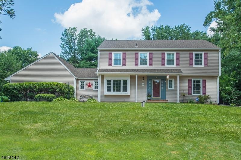 Maison unifamiliale pour l Vente à 6 SPARROW Road Randolph, New Jersey 07869 États-Unis