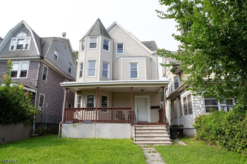 Maison avec plusieurs logements pour l Vente à 198 PARK Avenue Orange, New Jersey 07050 États-Unis