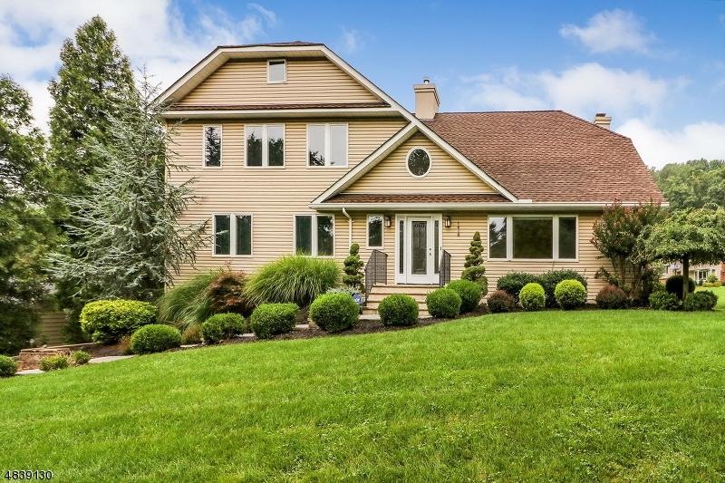 Maison unifamiliale pour l Vente à 1618 LARKSPUR Drive Mountainside, New Jersey 07092 États-Unis