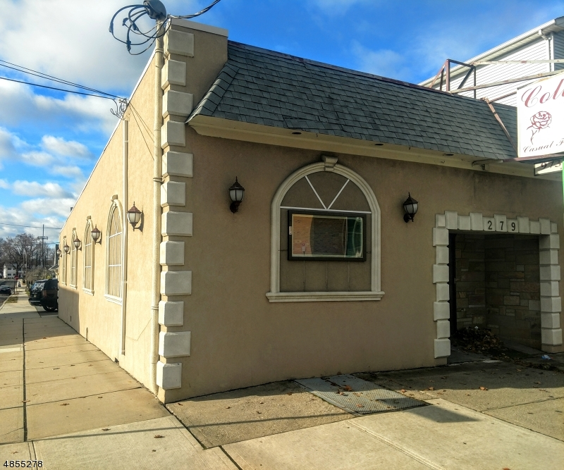 Commercial for Sale at 281 HALEDON Avenue Haledon, New Jersey 07508 United States