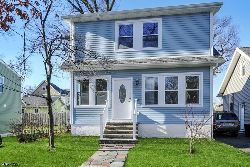 Single Family Home for Sale at 608 ELM Street Roselle Park, New Jersey 07204 United States