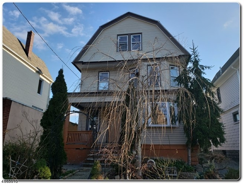 Single Family Home for Sale at 1737 STUYVESANT Avenue Union, New Jersey 07083 United States