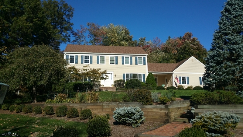 Single Family Home for Sale at 19 HEATHER HILL WAY Bridgewater, New Jersey 08807 United States