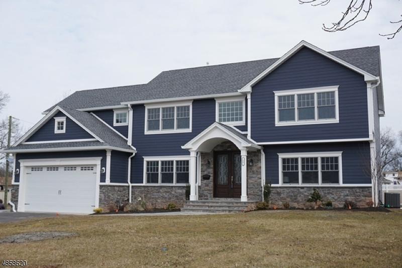 Enfamiljshus för Försäljning vid 84 TERHUNE Road Clark, New Jersey 07066 Förenta staterna