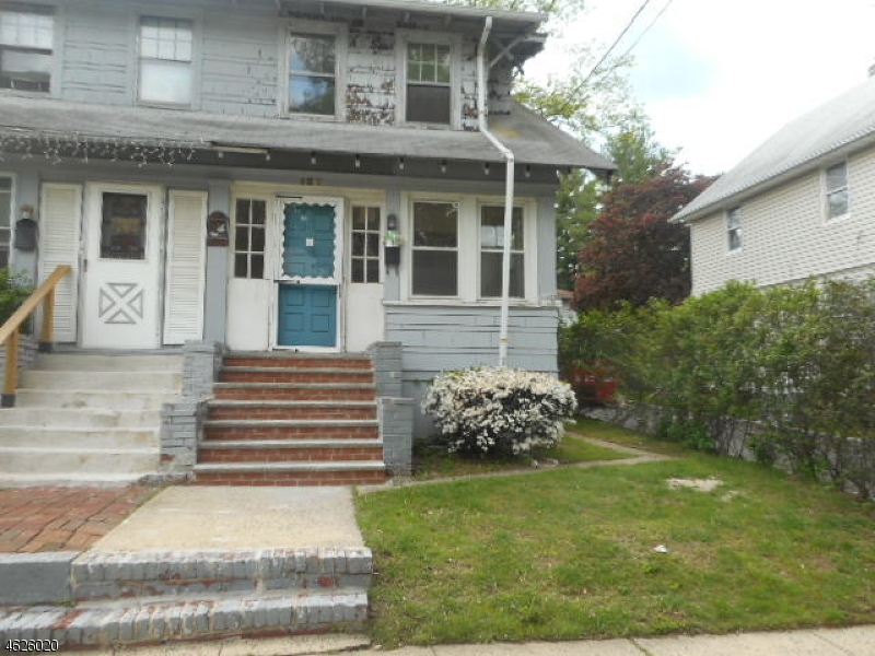 Single Family Home for Sale at 127 New Street Cranford, New Jersey 07016 United States