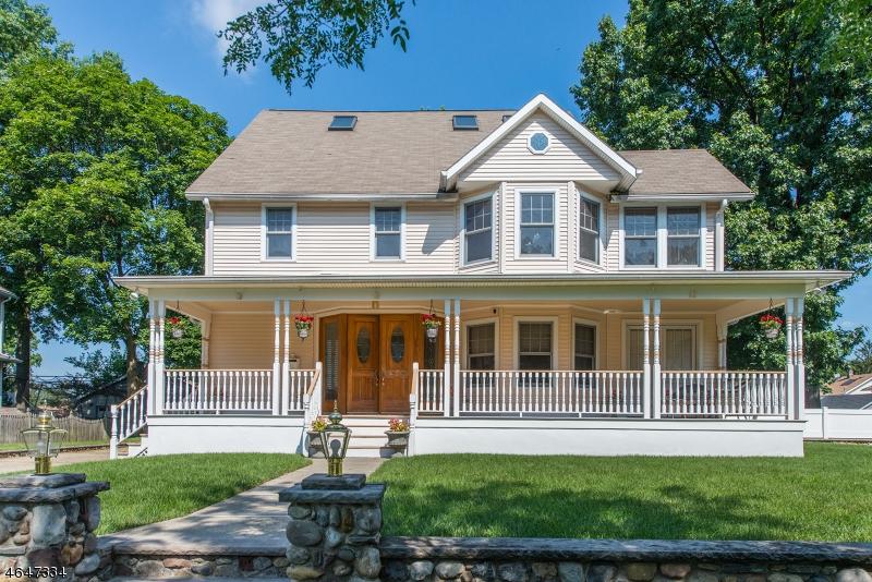 独户住宅 为 销售 在 230 Springfield Avenue Rutherford, 07070 美国