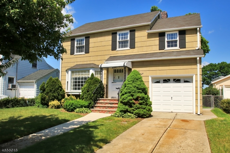 Single Family Home for Sale at 65 Forest Street North Arlington, New Jersey 07031 United States