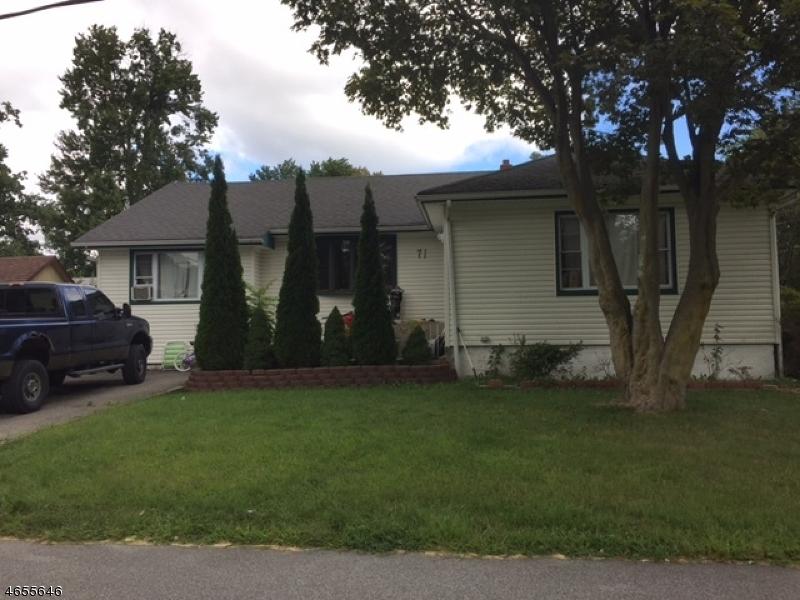 独户住宅 为 销售 在 71 Greenbrook Drive 西米尔福德, 新泽西州 07480 美国