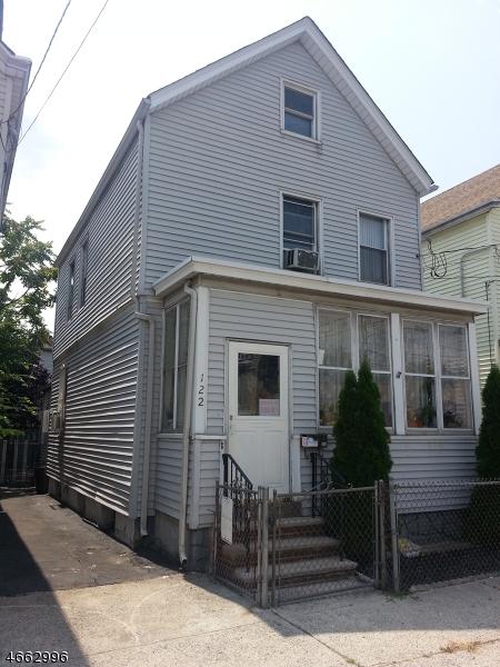 独户住宅 为 销售 在 122 Franklin Street Elizabeth, 新泽西州 07206 美国