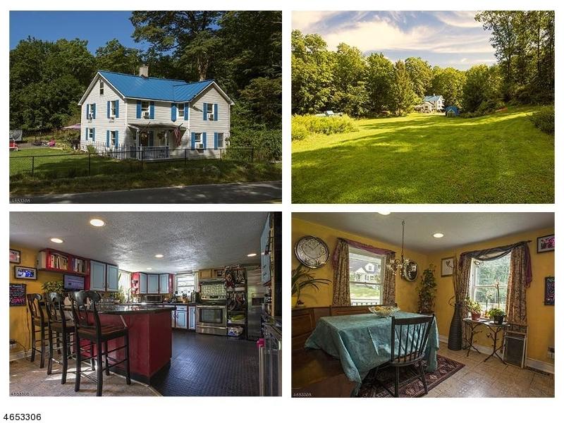 Частный односемейный дом для того Продажа на 124 Lake Iliff Road Newton, Нью-Джерси 07860 Соединенные Штаты