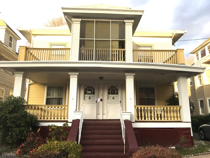 Multi-Family Home for Sale at 154 Van Houten Avenue Passaic, New Jersey 07055 United States