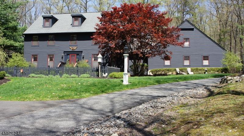 Частный односемейный дом для того Продажа на 5 Eagle Rock Drive Boonton, 07005 Соединенные Штаты