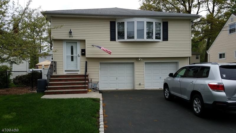 Casa Unifamiliar por un Venta en 345 Ashwood Avenue Kenilworth, Nueva Jersey 07033 Estados Unidos