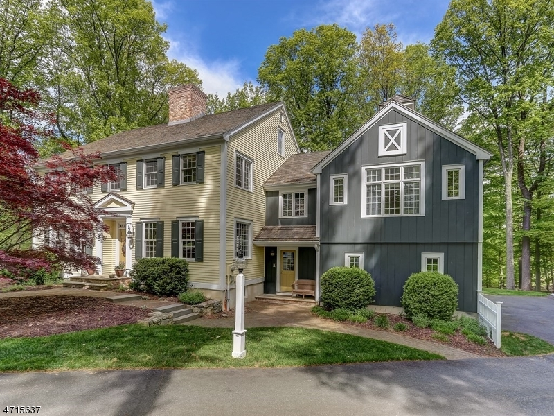 独户住宅 为 销售 在 10 Red Oak Row 切斯特, 新泽西州 07930 美国