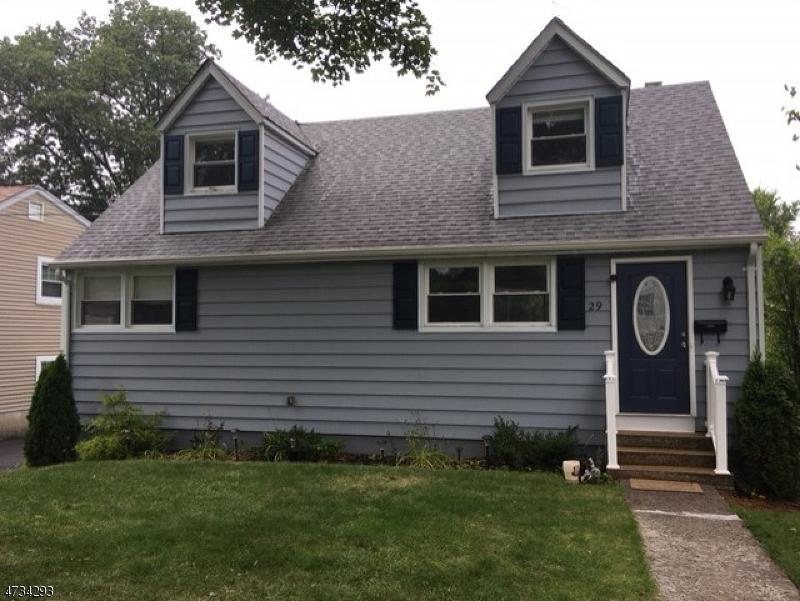 独户住宅 为 出租 在 29 Mine Avenue 伯纳兹维尔, 新泽西州 07924 美国