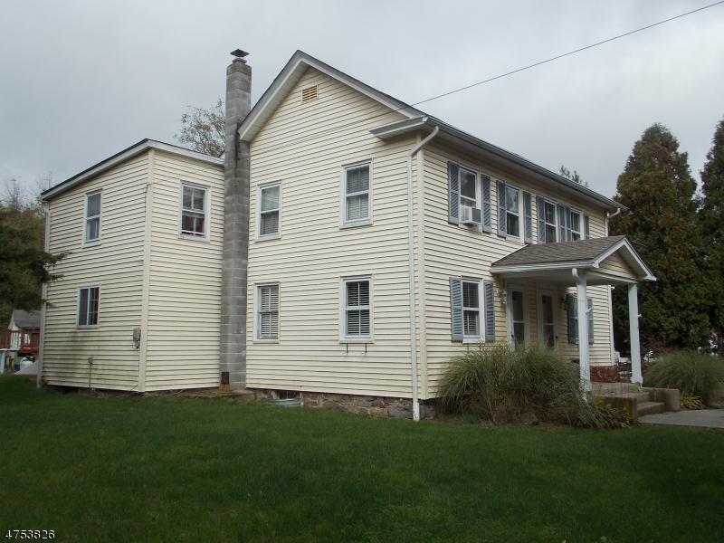 Частный односемейный дом для того Продажа на 701 Pequest Road Oxford, Нью-Джерси 07863 Соединенные Штаты