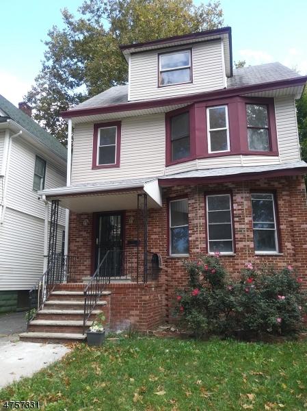 独户住宅 为 销售 在 118 SANFORD Street East Orange, 新泽西州 07018 美国
