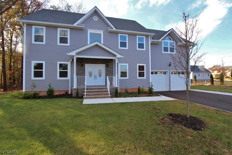 Частный односемейный дом для того Продажа на 320 Beatrice Place 320 Beatrice Place South Plainfield, Нью-Джерси 07080 Соединенные Штаты