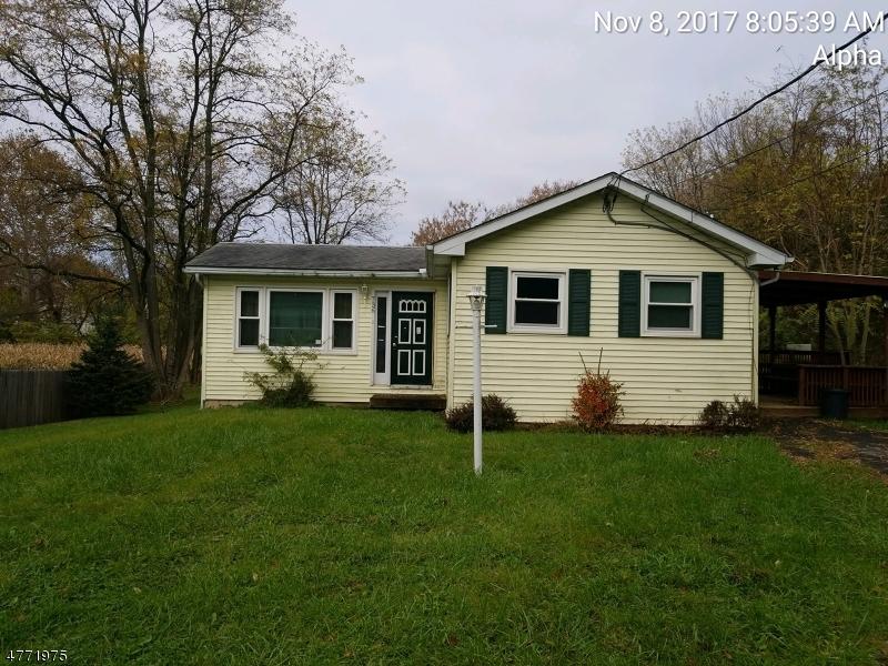 Casa Unifamiliar por un Venta en 736 E Central Avenue Alpha, Nueva Jersey 08865 Estados Unidos
