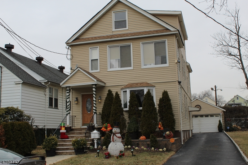Single Family Home for Rent at 815 E 2nd Avenue Roselle, New Jersey 07203 United States