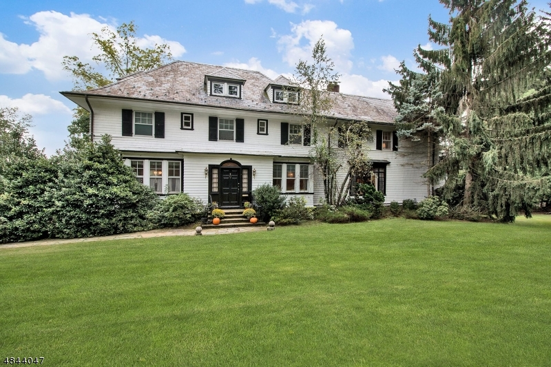 Single Family Home for Sale at 257 UP MOUNTAIN AVE 257 UP MOUNTAIN AVE Montclair, New Jersey 07043 United States