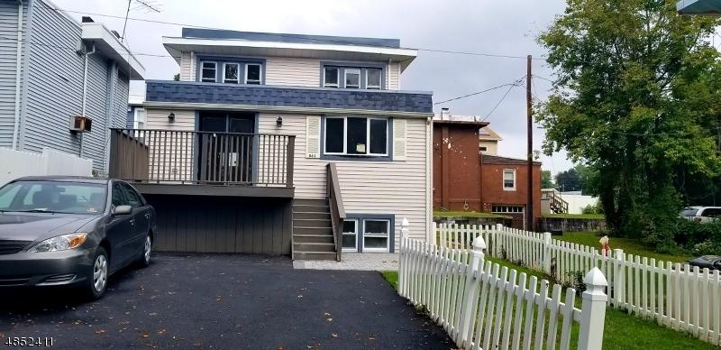 Maison unifamiliale pour l à louer à 863 BOYD Avenue Union, New Jersey 07083 États-Unis
