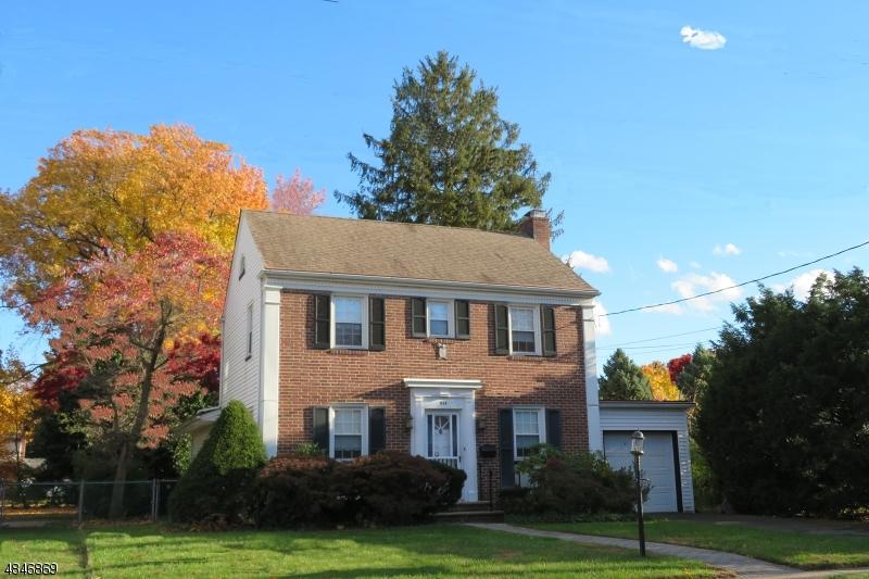 Частный односемейный дом для того Продажа на 24 BENNETT Avenue Rochelle Park, Нью-Джерси 07662 Соединенные Штаты