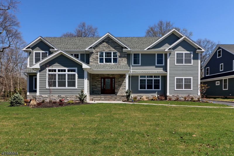 Single Family Home for Sale at 90 N MARTINE Avenue Fanwood, New Jersey 07023 United States