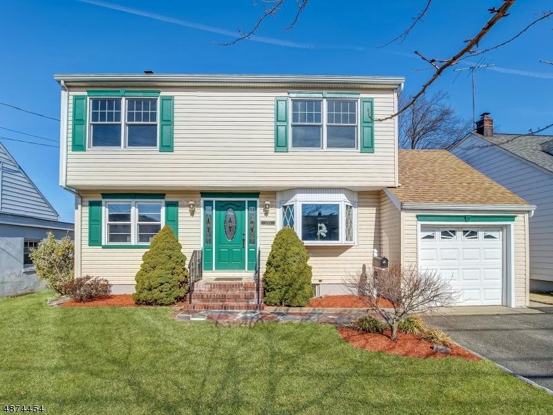 独户住宅 为 销售 在 2583 SPRUCE Street Union, 新泽西州 07083 美国