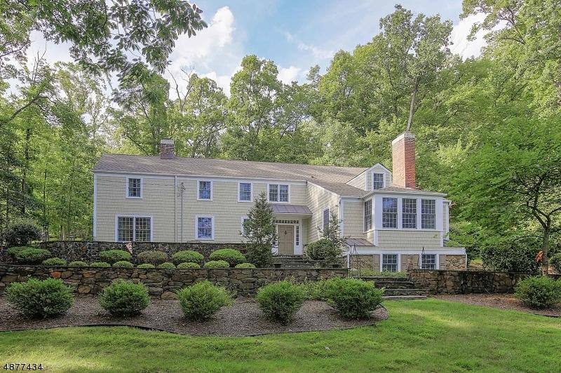 Maison unifamiliale pour l Vente à Bridgewater, New Jersey 08807 États-Unis
