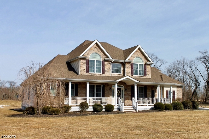 Single Family Home for Sale at 15 OSMUN Road Knowlton, New Jersey 07832 United States