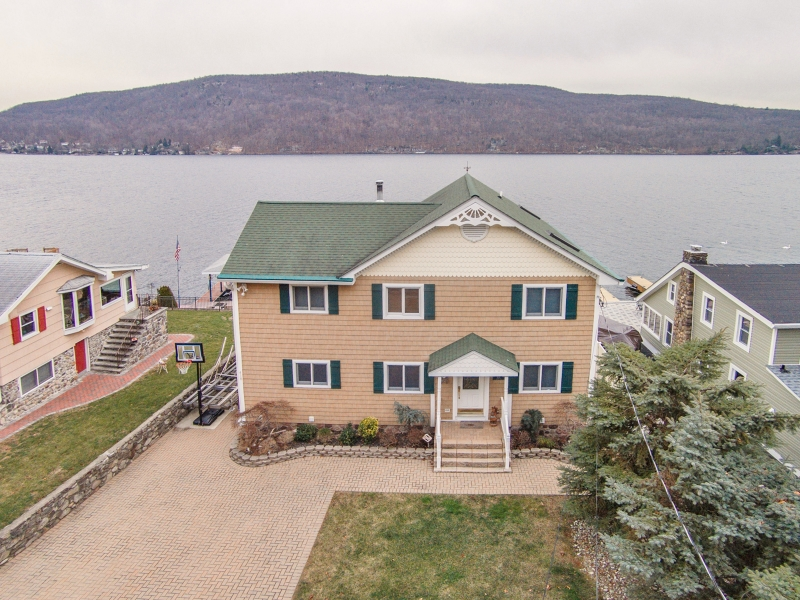 Single Family Home for Sale at 418 Jersey Avenue Greenwood Lake, New York 10925 United States
