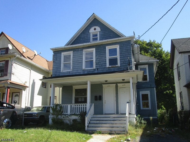 Multi-Family Home for Sale at 973-75 W 4TH Street Plainfield, New Jersey 07063 United States