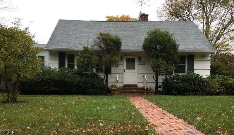 独户住宅 为 出租 在 132 Glen Avenue 米尔本, 07041 美国