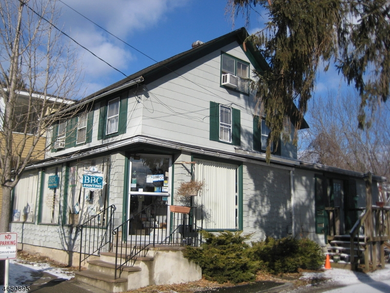 Commercial for Sale at 4 Main Street Branchville, New Jersey 07826 United States
