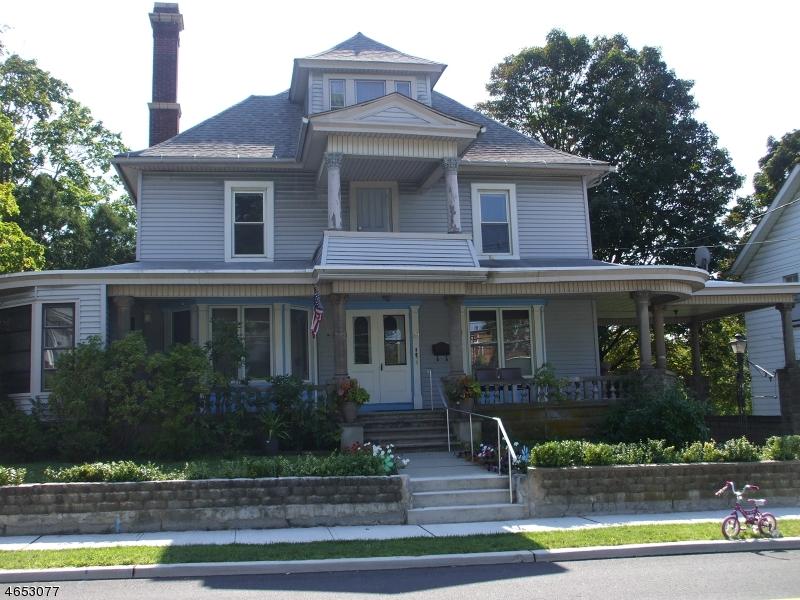 Casa Unifamiliar por un Alquiler en 24 Hamburg Avenue Sussex, Nueva Jersey 07461 Estados Unidos