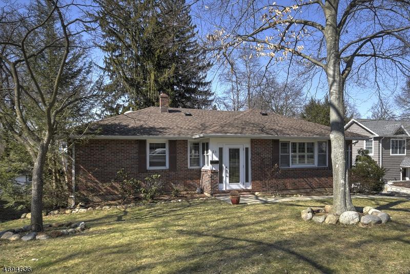 Частный односемейный дом для того Продажа на 51 N Maple Avenue Park Ridge, Нью-Джерси 07656 Соединенные Штаты