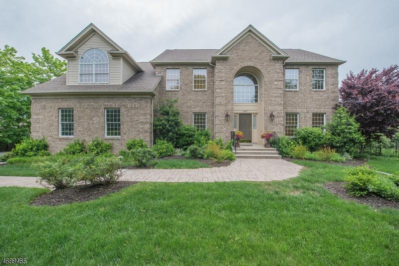 Частный односемейный дом для того Продажа на 447 Passaic Avenue West Caldwell, 07006 Соединенные Штаты