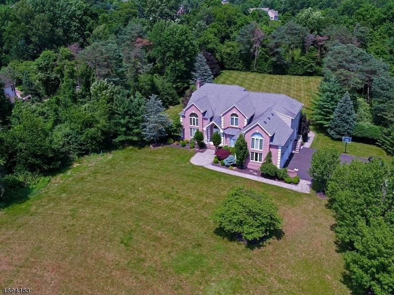 Частный односемейный дом для того Продажа на 31 Beacon Hill Drive Chester, 07930 Соединенные Штаты