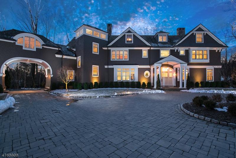 Casa Unifamiliar por un Venta en 71 Hillside Avenue Millburn, Nueva Jersey 07078 Estados Unidos