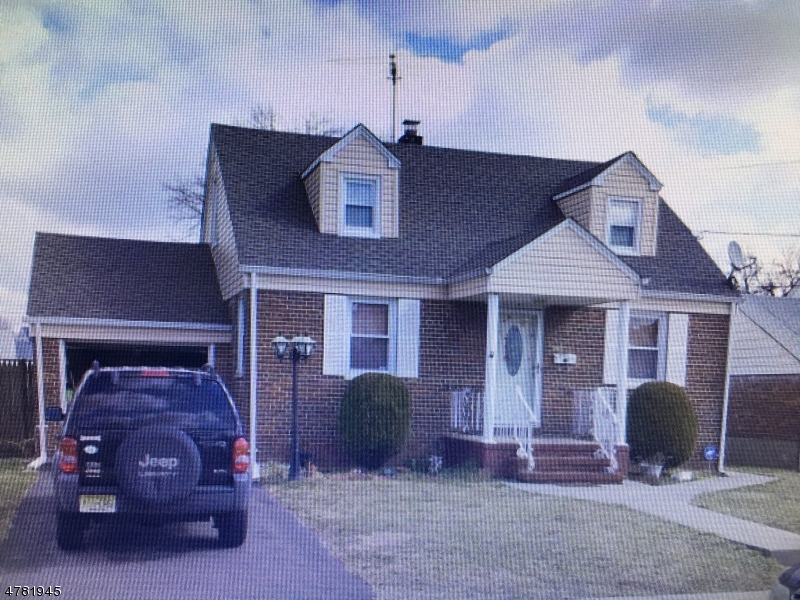 Single Family Home for Sale at 422 Bernard Avenue Linden, New Jersey 07036 United States