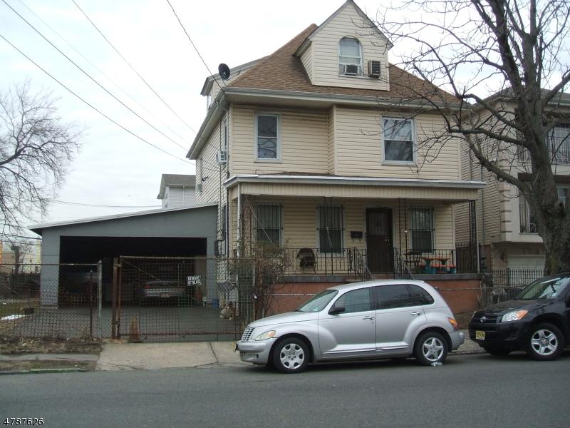 다가구 주택 용 매매 에 127 DIVISION Street Elizabeth, 뉴저지 07201 미국