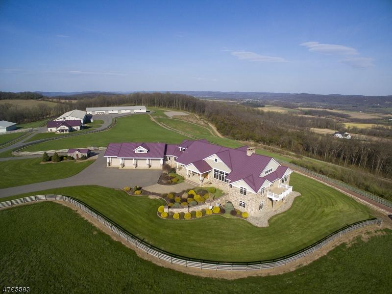 Частный односемейный дом для того Продажа на Mountain View Rd W Franklin, Нью-Джерси 08802 Соединенные Штаты