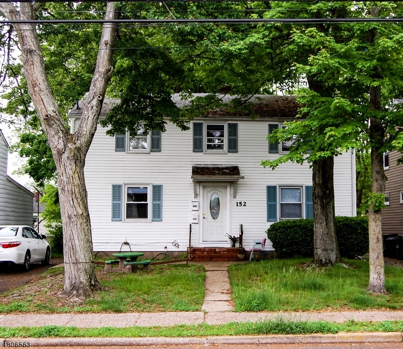 Multi-Family Home for Sale at 152 E 54th Street Elmwood Park, New Jersey 07407 United States